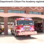 KBTX Treat of the Day Highlight: Bryan Citizen Fire Academy Registration