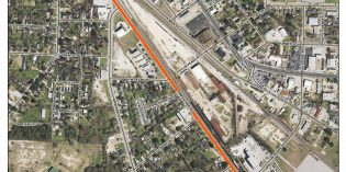 Southbound Lane Closures of Finfeather Road Begin February 1st