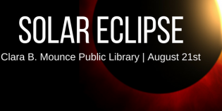 Mounce Library Hosts Solar Eclipse Viewing Event