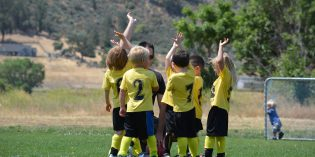 Fall Registration for Start Smart Pee Wee Sports Now Open