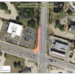 E. Villa Maria Road Lane Closures Begin Thursday, November 30th