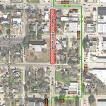 Sims Ave. between William J. Bryan and W. 27th Street Closed Starting Monday, July 16