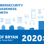 City of Bryan a champion of National Cybersecurity Awareness Month