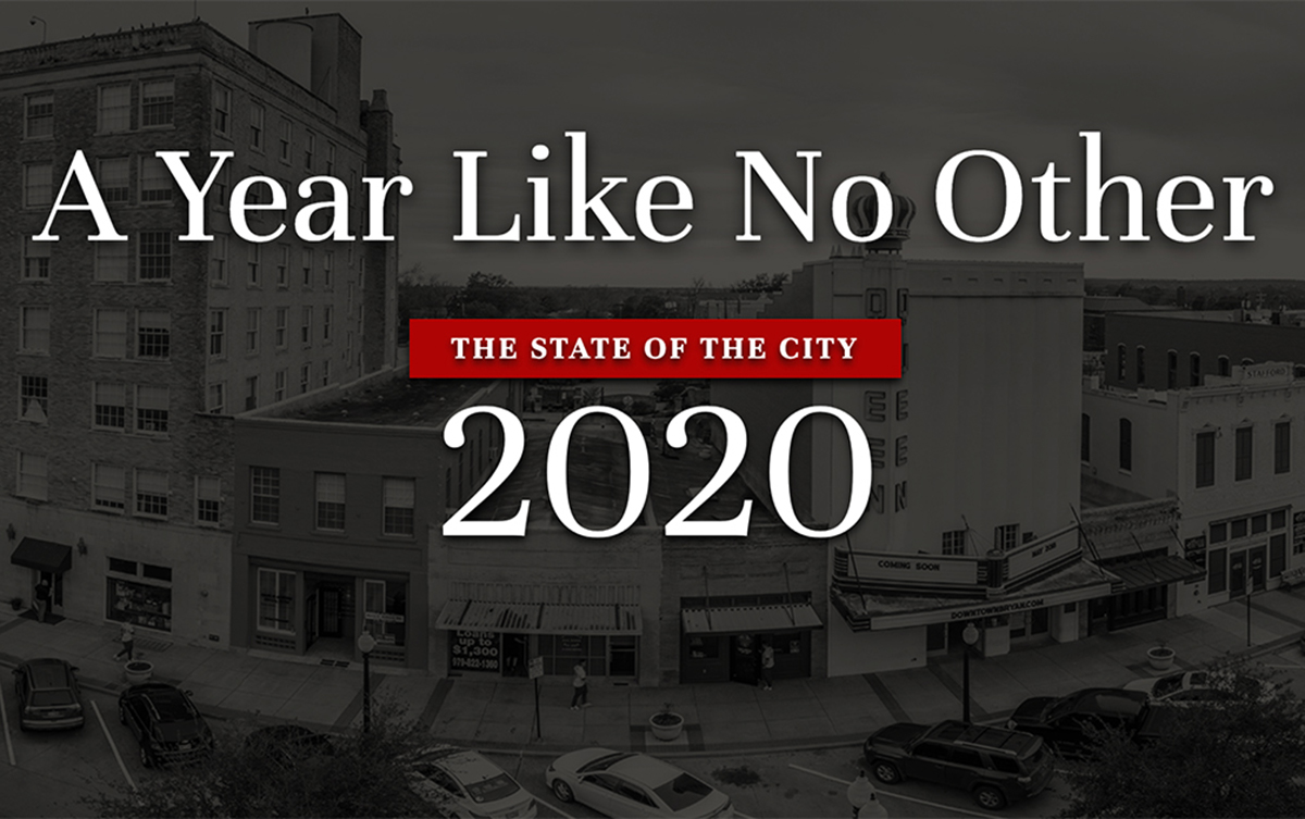 State of the City 2020: A year like no other